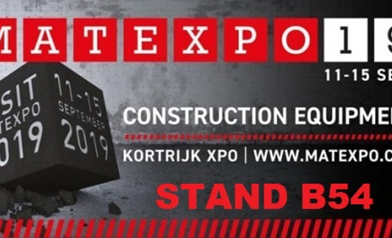 Matexpo 2019 - Save the date !